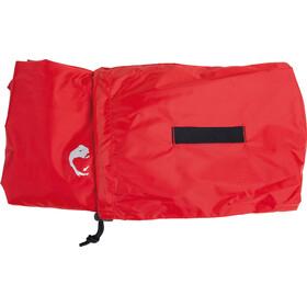 Poncho impermeable Tatonka 2 (M-L) rojo
